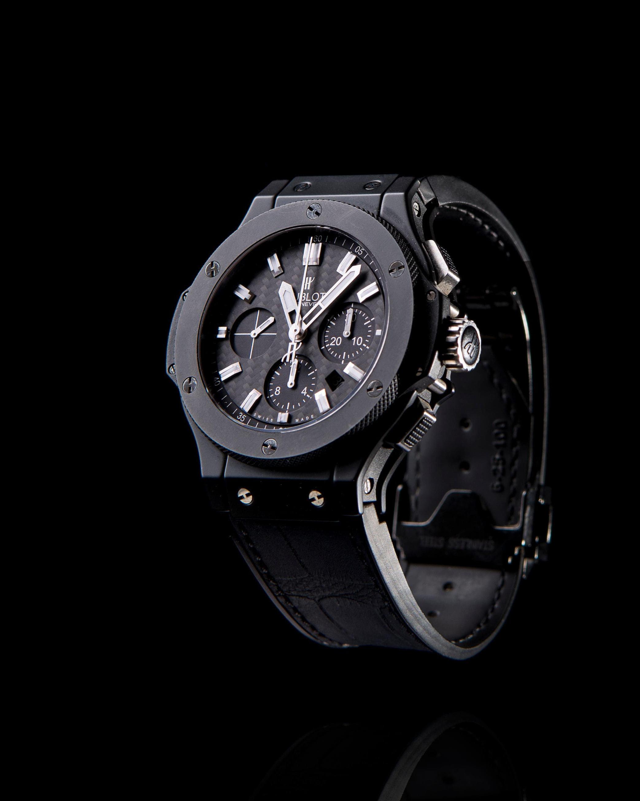 Privatverkauf einer Hublot Uhr